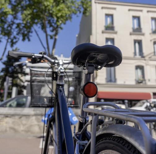 Invoxia Bike GPS tracker (Kilde: Mobilcovers.dk)