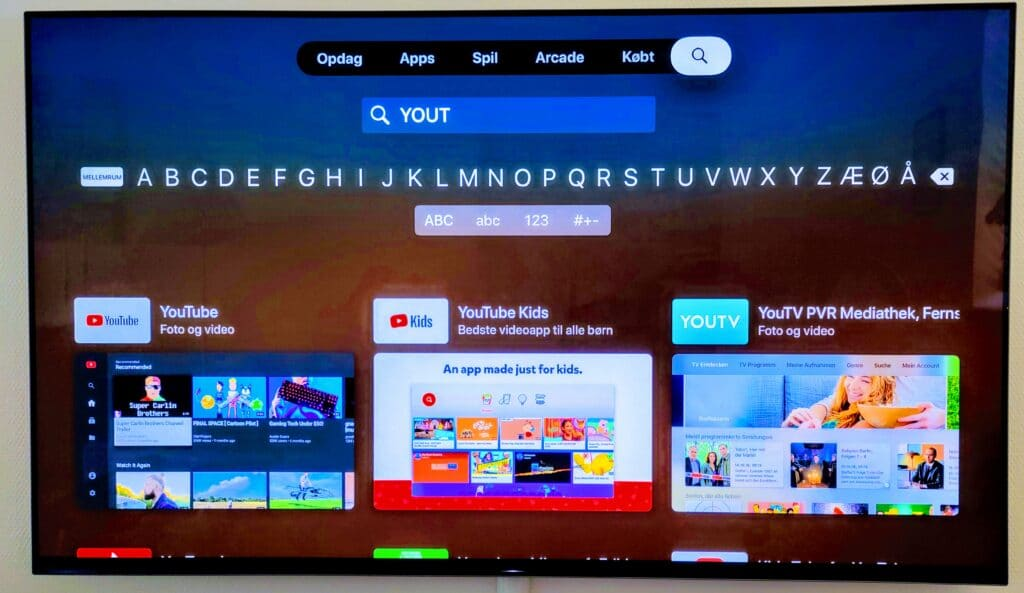 YouTube Kids Apple TV