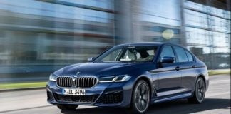 BMW5 2021-series