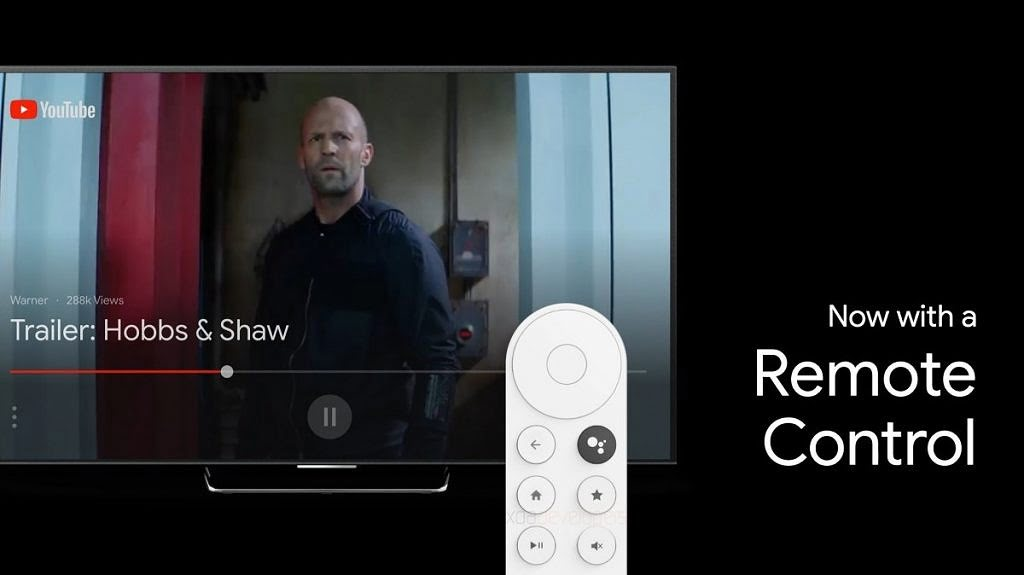 Android TV remote