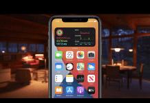 Widgets, iOS 14