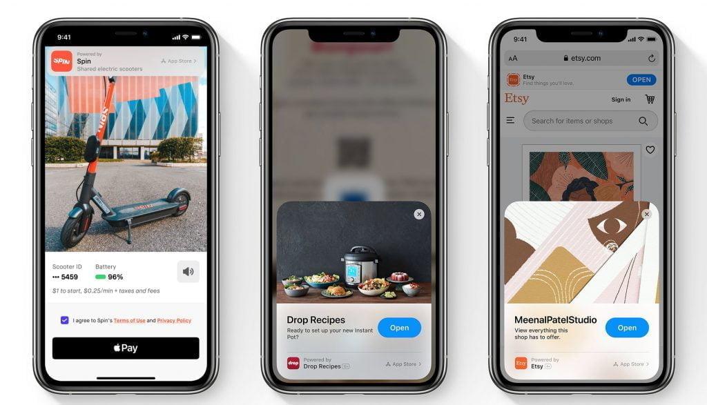 App Clips i iOS 14