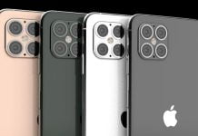 iPhone 12 konceptdesign