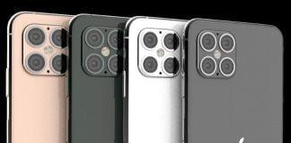 iPhone 12 konceptdesign