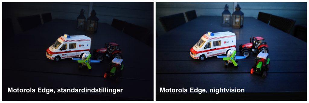 Motorola Edge lowlightdemo
