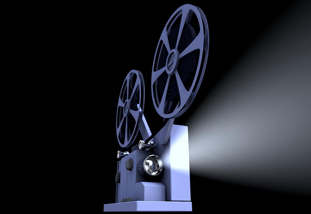 Film projektor