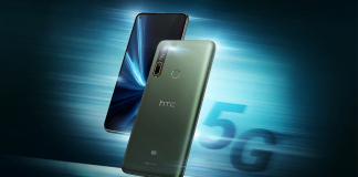 HTC U20 5G (Foto: HTC)
