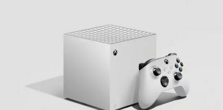 Konceptbillede af 'Xbox Series S' (Kilde: jiveduder / Reddit)
