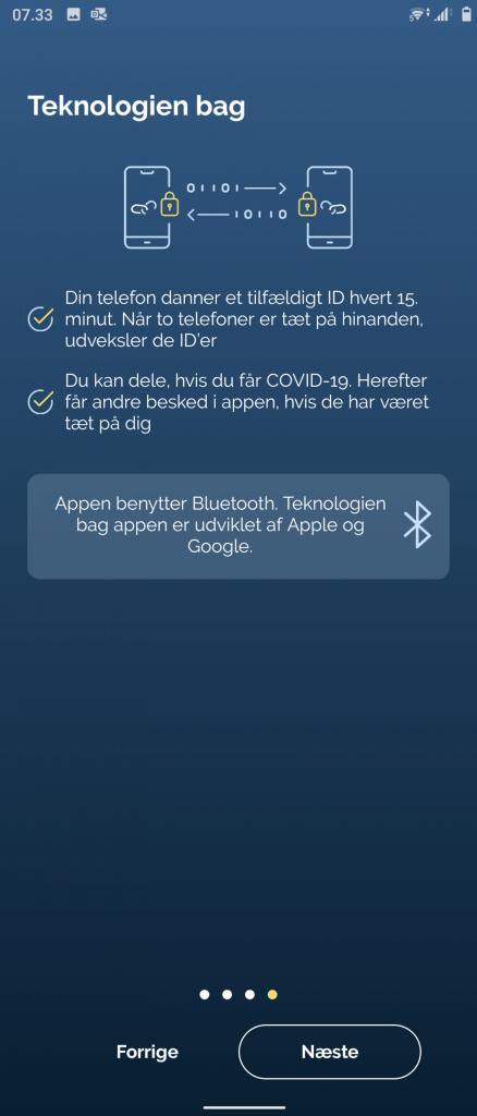Smittestop app'en er klar til Android og iOS