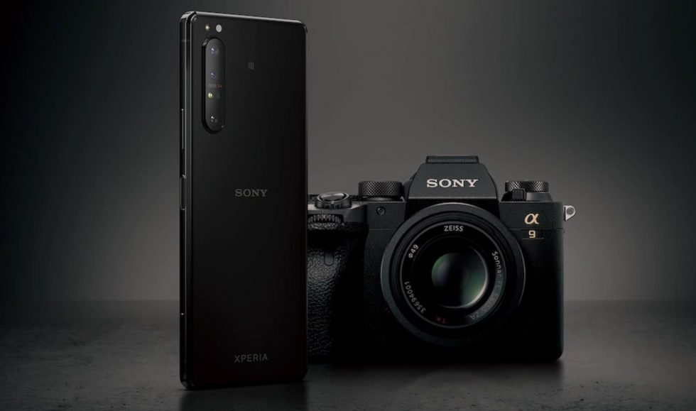 Sony Xperia 1 II tests