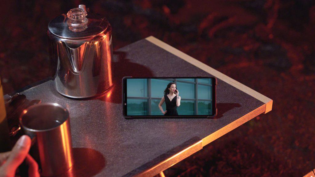 Sony Xperia 1 II (Foto: Sony)