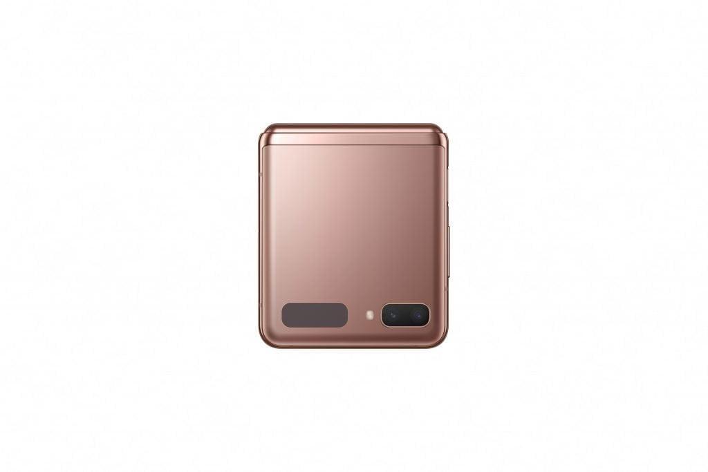 Samsung Galaxy Z Flip 5G (Foto: Samsung)