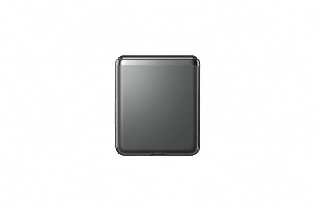 Samsung Galaxy Z Flip 5G i mystic gray (Foto: Samsung)