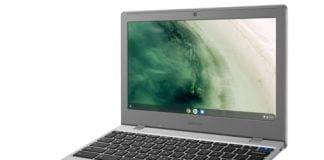 Samsung Chromebook 4 (Foto: Samsung)