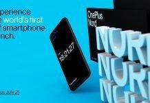 OnePlus Nord AR-lancering (Foto: OnePlus)
