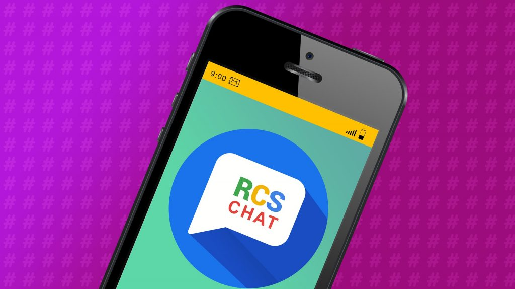 RCS chat SMS
