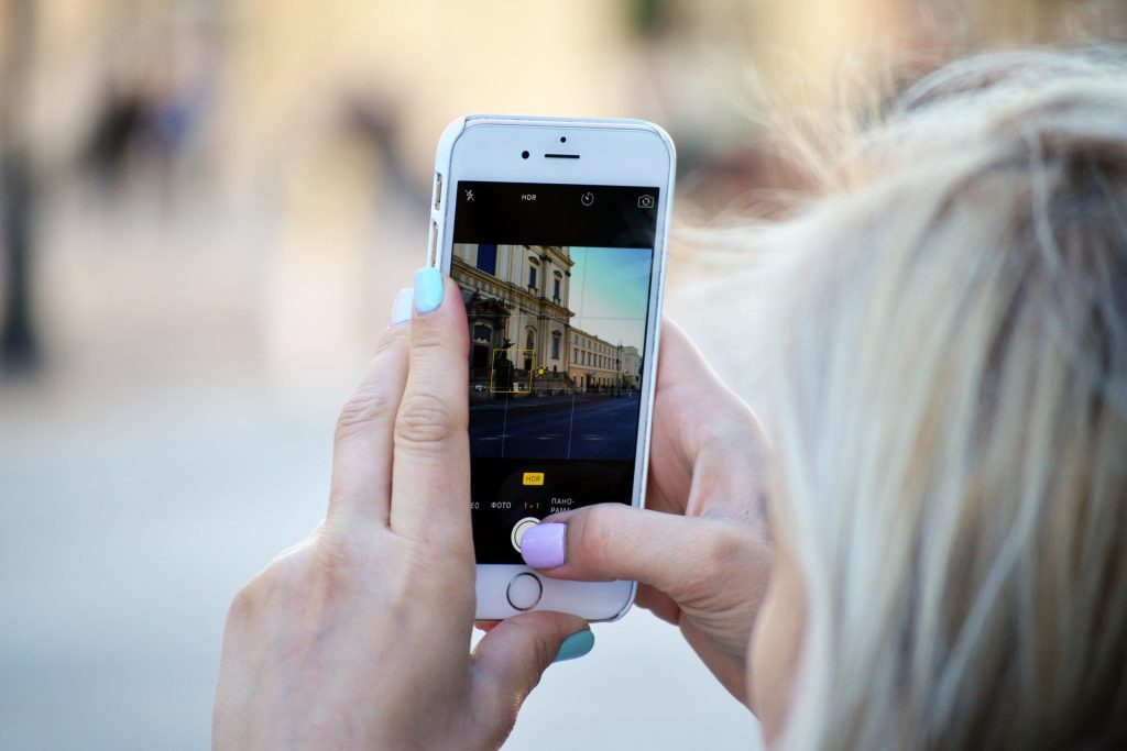 Ferie smartphone roaming