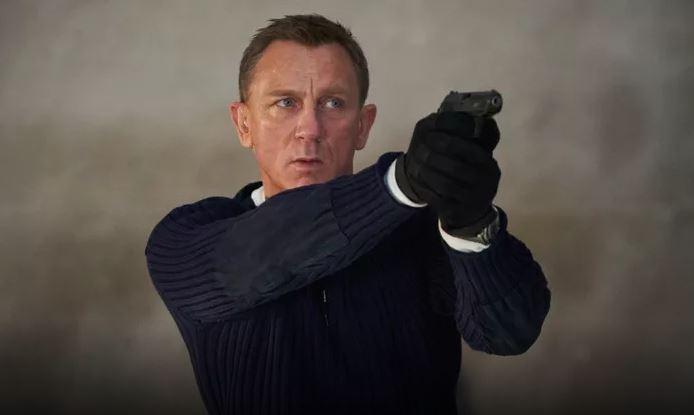 No Time To Die, James Bond