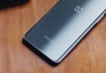 OnePlus Nord i farven Gray Onyx