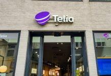 Telia butik i Odense