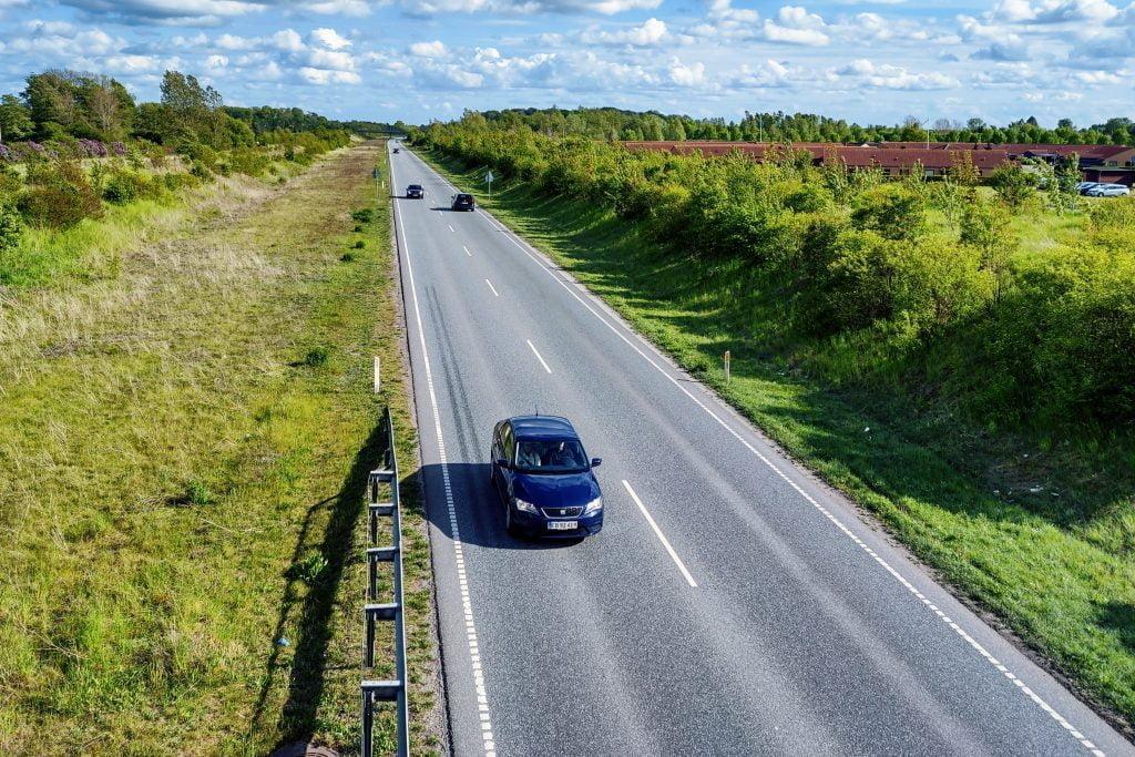 Biler veje