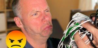 Video kabel oplader kaos