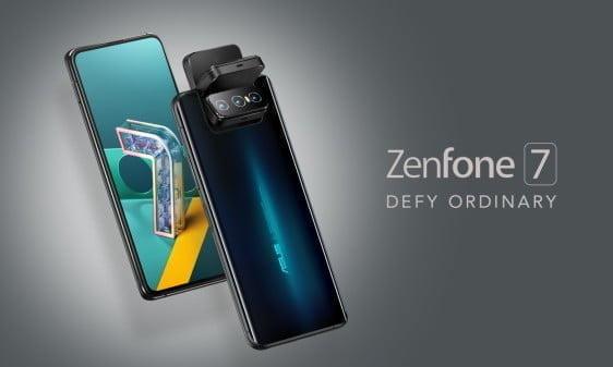 Asus Zenfone 7-serien er lanceret (Foto: Asus)