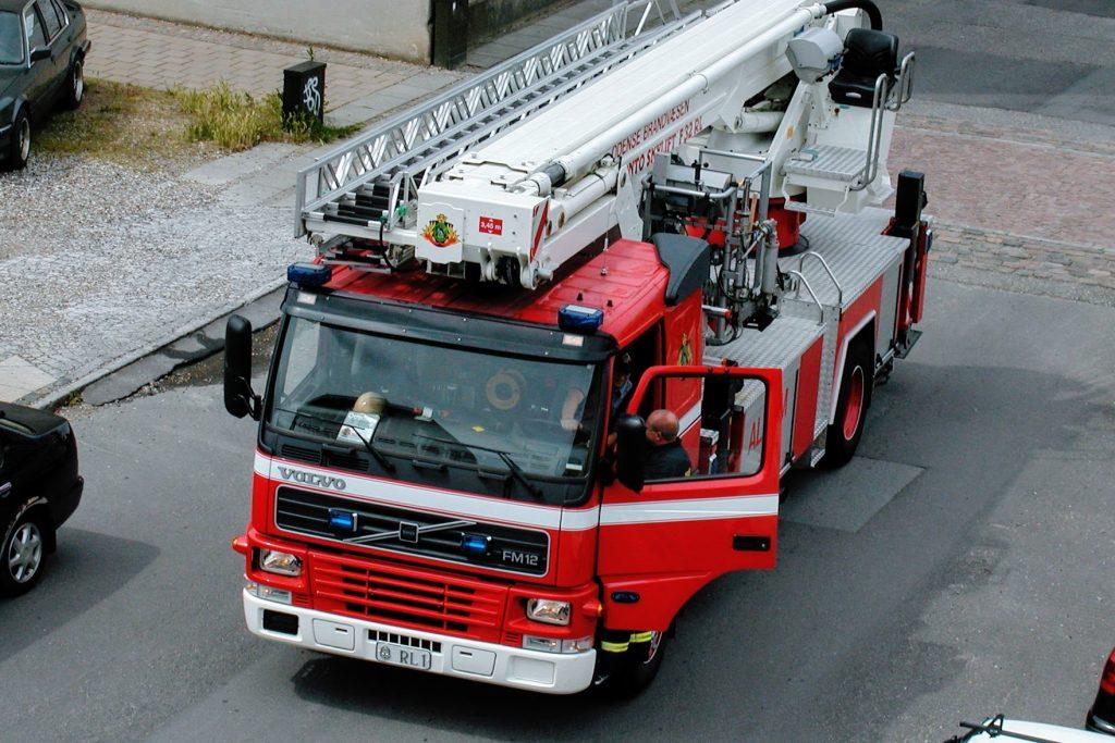 Brandbil, brandvæsen, beredskab