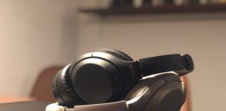 Sony WH-1000MX3 i sølv og MX4 i sort (Foto: MereMobil.dk)