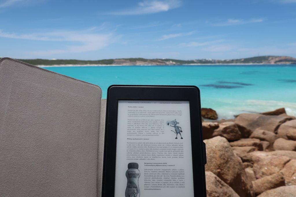 E-bog Kindle