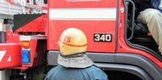 Brandbil, brandvæsen