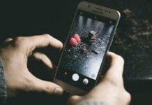 Samsung phone camera