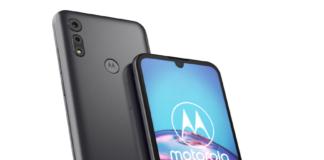 Motorola Moto E6s (Foto: Motorola)