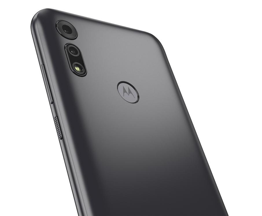 Motorola Moto E6s i Meteor Gray (Foto: Motorola)
