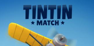 Tintin Match er et nyt danskproduceret mobilspil, som er klar til global lancering mandag den 31. august 2020 (Foto: 5th Planet Games)