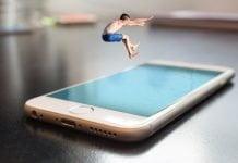 Smartphone, Photoshop