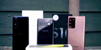 Smartphones, iPhone, Samsung, Sony