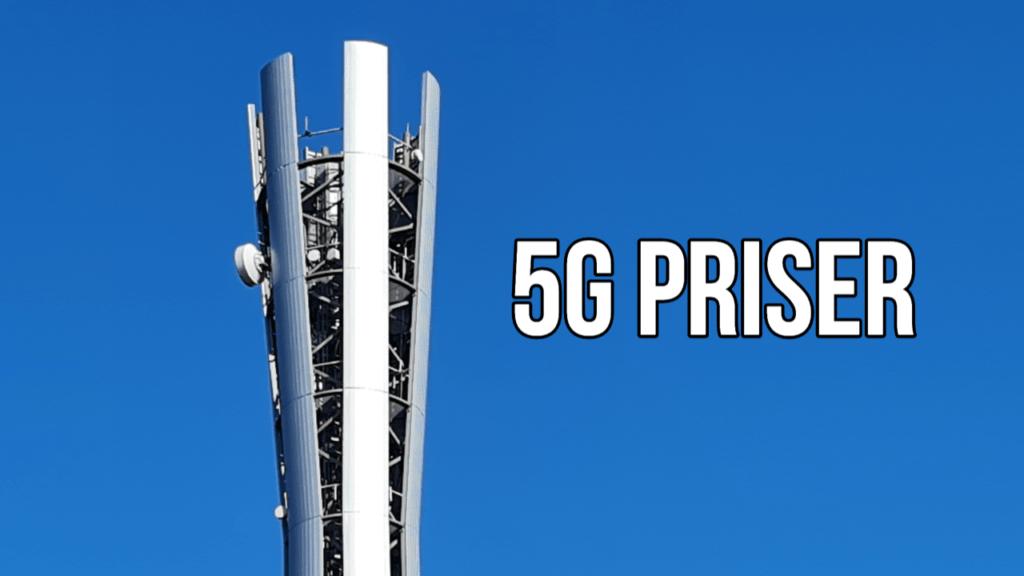 5G-priser