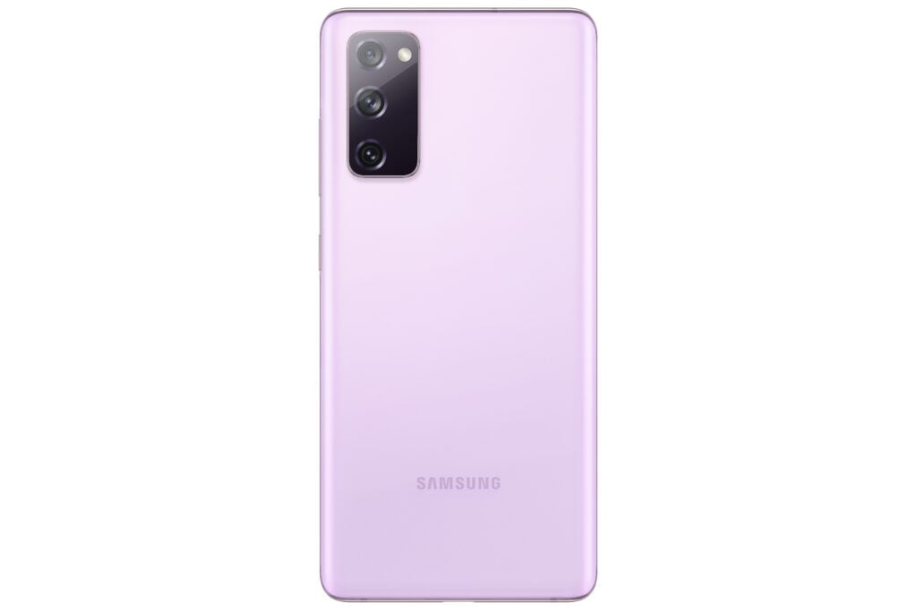 Samsung Galaxy S20 FE, Cloud Lavender