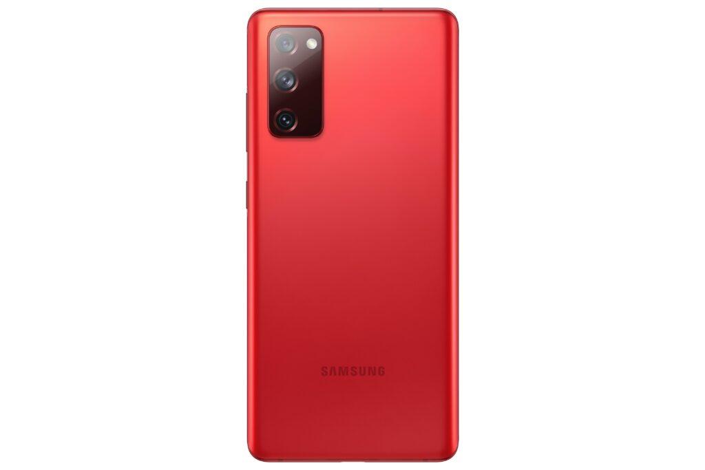 Samsung Galaxy S20 FE, Cloud Red
