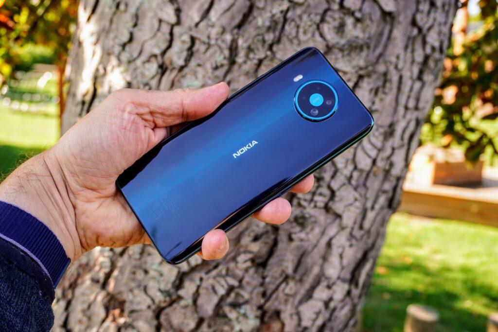 Nokia 8.3 5G test