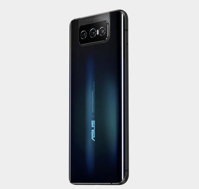 Asus Zenfone 7-series i Aurora Black (Foto: Asus)
