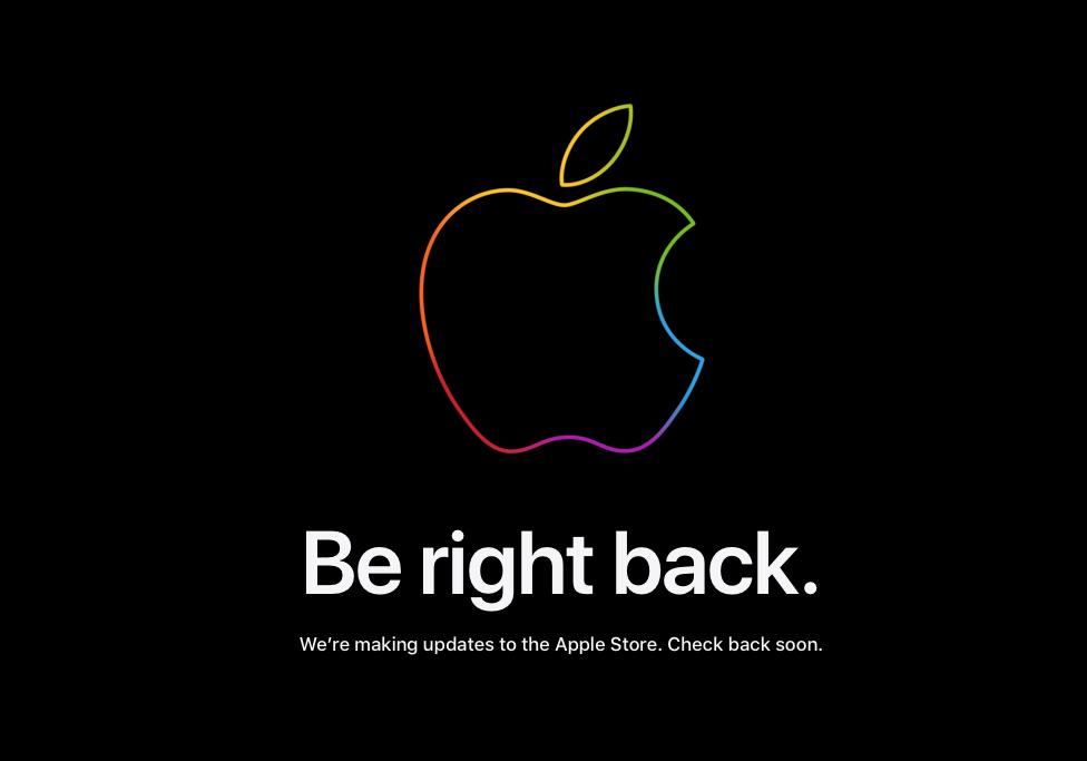 """Apple Store er nede foran aftenens """"Time Flies""""-event, hvor det ventes Apple har nye produkter i ærmet. Følg med på MereMobil.dk (Foto: MereMobil.dk)"""