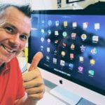 "Apple iMac 27"" 2020 test"