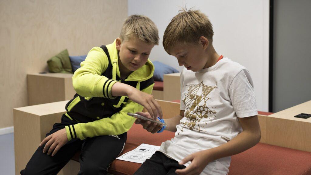 Børn digital