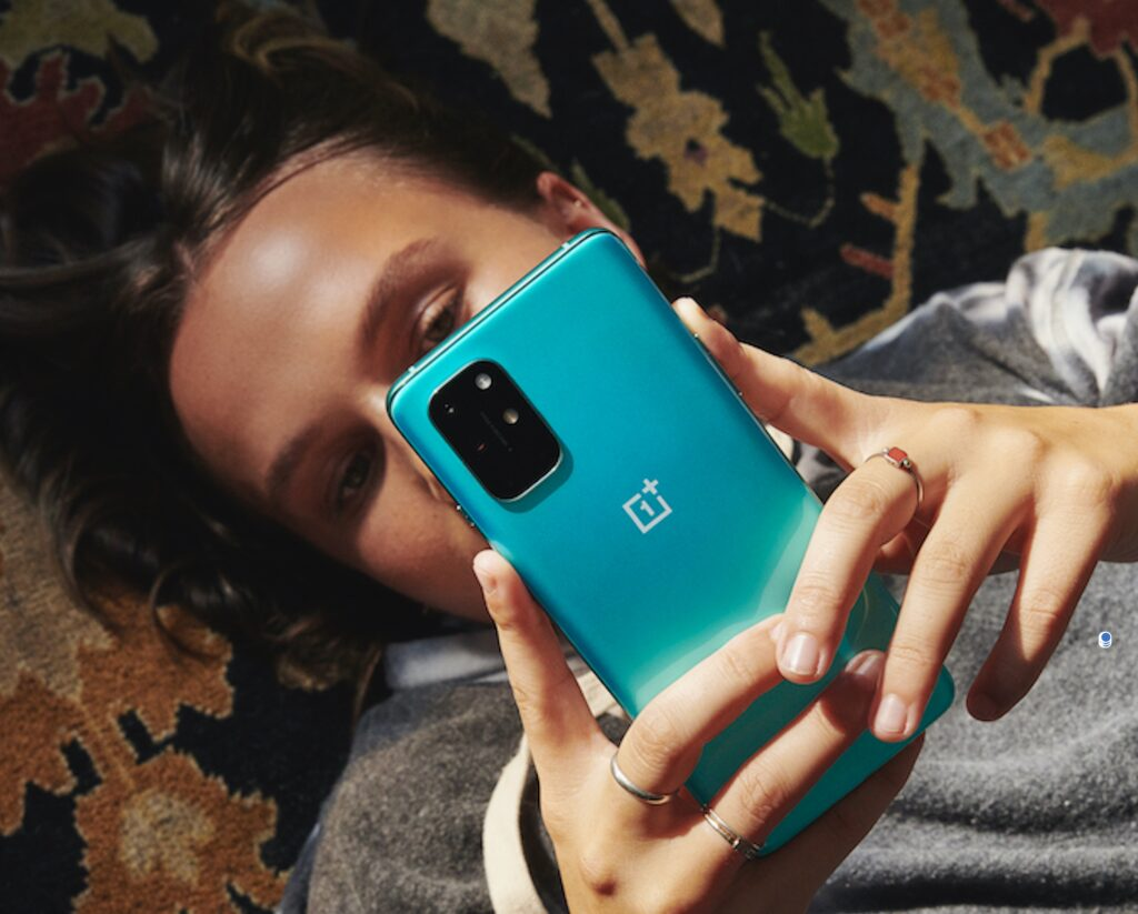 OnePlus 8T test