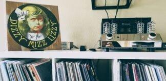 Vinyl, retro, salg