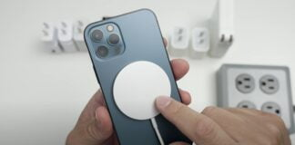 iPhone 12 Pro med MagSaf