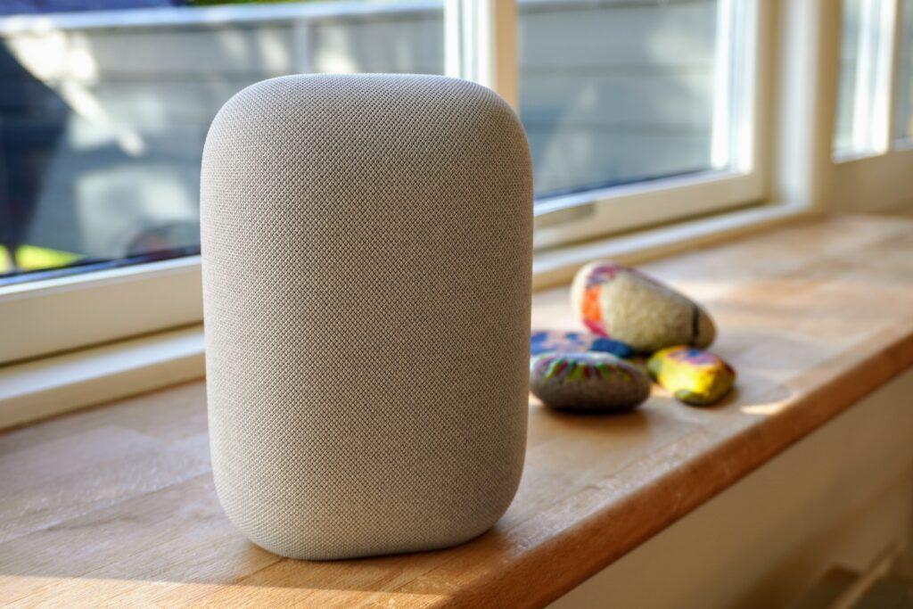 Google Nest Audio test