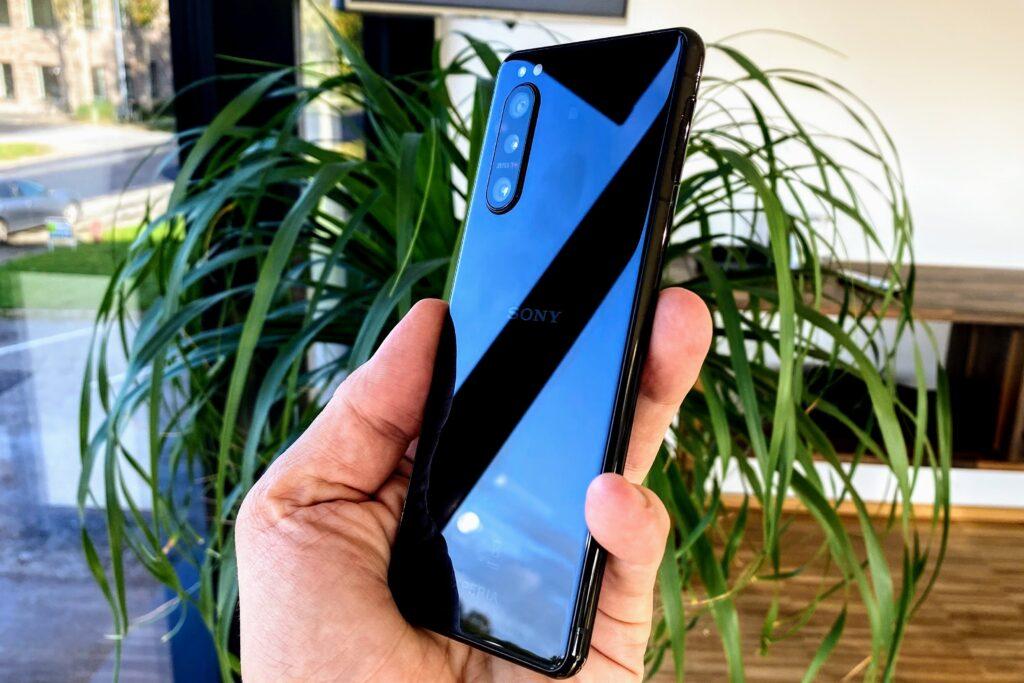 Sony Xperia 5 II test